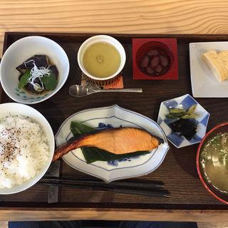 身体に優しいランチ(cafe杏斗)