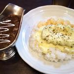 エビアボカドチーズカレー(100時間カレー B&R 武蔵小杉店 (ビーアンドアール))