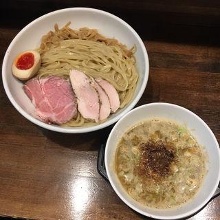 魚介系醤油つけ麺(えびす丸)
