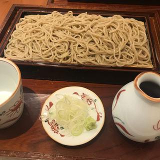 蕎麦の膳「あずま」(蕎麦 あららぎ )