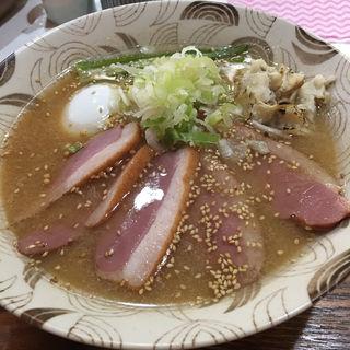 日より味噌らぁー麺(真鯛らぁー麺 日より)