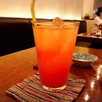 生絞りグレープフルーツサワー(なべや久吉 (キュウキチ))