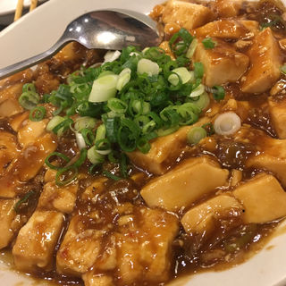 マーボー豆腐(中国料理大幸 )