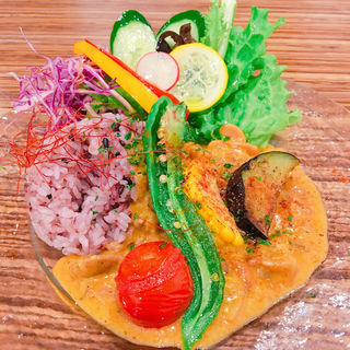 マッサマンカレー(ara's cafe)