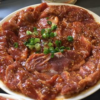 カシラ味噌(ホルモンセンター天狗家 本店)