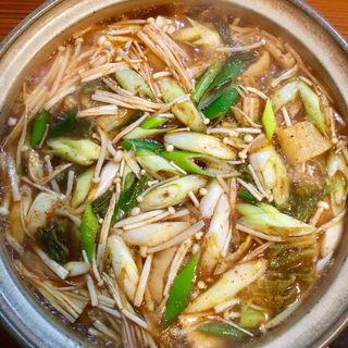 キムチ鍋(塩梅)