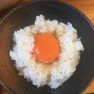 卵かけご飯(麺劇場 玄瑛)
