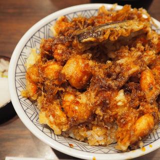 海老かき揚げ丼(光村 (みつむら))