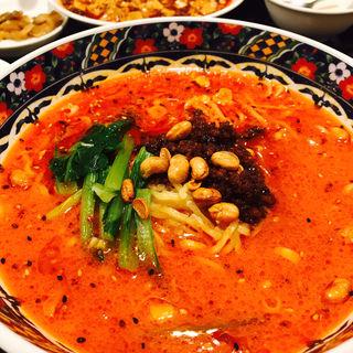 担々麺(中国料理 唐文記 )