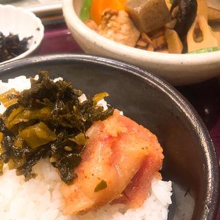 がめ煮定食(やまや 京阪京橋店 )