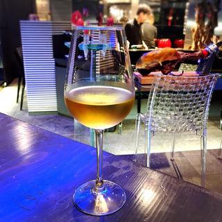 グラスワイン(白)(GENEI TOKYO(会員制))