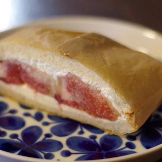 イチジクのサンドイッチ(トランジスタベーカリー )