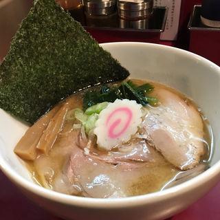 喜多方醤油中華そばミニサイズ(麺一盃 )