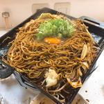 玉(そば)(ホルモン千葉 渋谷店)