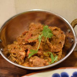 イノシシのホワイトビネガーカレー(beet eat)