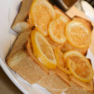 レモントースト(菊しんコーヒー)