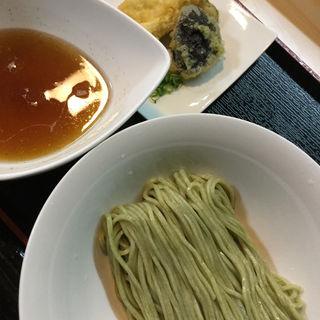 小麦の茶そば(ガチ麺道場 )