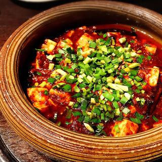 虎萬元のマーボ豆腐(虎萬元 南青山店 (トラマンゲン))