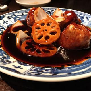 黒酢のすぶた(虎萬元 南青山店 (トラマンゲン))