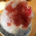 かき氷(あいちゃん)