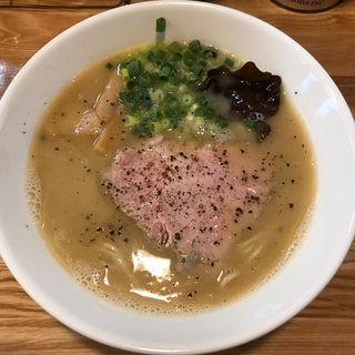 鶏白湯醤油(麺や一想)