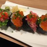 俺の巻き寿司 ハーフ