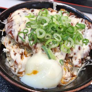 韓辛味噌マヨかつ丼(かつ丼吉兵衛プロメナ神戸店 )