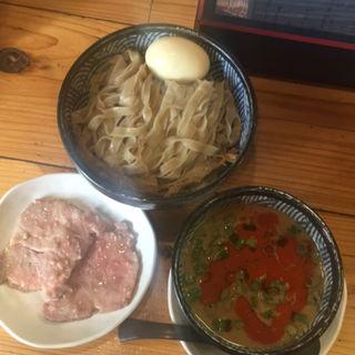 坦坦つけ麺 大(極麺 青二犀 (ゴクメン アオニサイ))