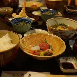 あんかけ定食(旬味 泰平)