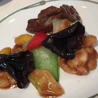 八宝菜(中国料理 美麗華 (チュウゴクリョウリ ビレイカ))