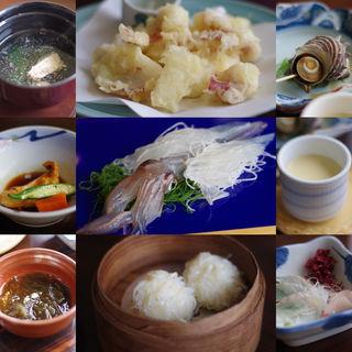 魚づくし会席 小潮(お魚処 玄海 (おさかなどころ げんかい))