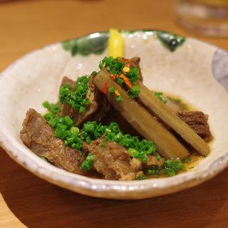 牛スジ煮込み(もつ鍋 おおやま 博多駅店 )