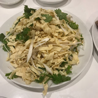 干し豆腐の冷菜(味坊 (アジボウ))