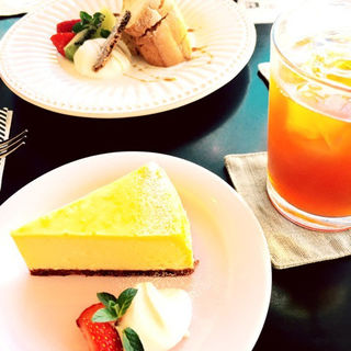 チーズケーキ(カフェブラン)