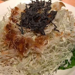 プチプチ千切りキャベツサラダ(焼肉屋さかい 京都一乗寺店 (ヤキニクヤサカイ))