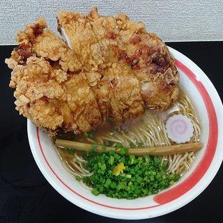 揚チキン麺(SHIN)