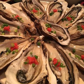 生牡蠣(てくてく 八雲 )