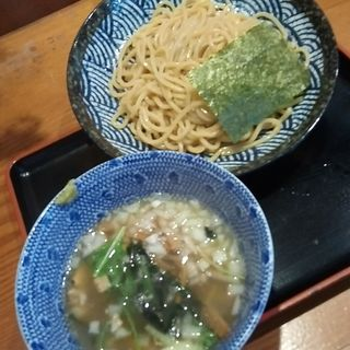 魚介塩つけ麺(胡座 (あぐら))