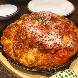 ふわふわ卵オムレツ(チンクエ イカリヤ (CINQUE IKARIYA))