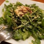 たっぷり食べてもこんなにヘルシー!飯田橋で大人気のサラダ!