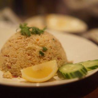 カオパット ラープガイ(本格タイ料理バル プアン (puan))
