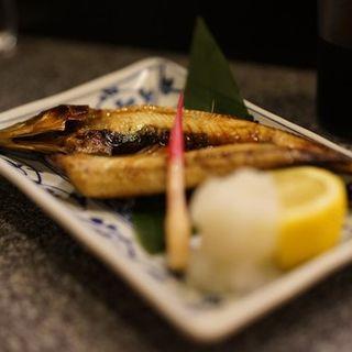 脂いわしの灰干し(銀座魚勝 (GINZA UOKATSU))