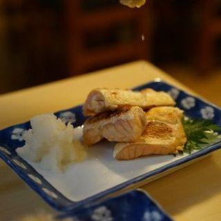 さけのハラス焼き(全国銘酒 たる松 上野店 )