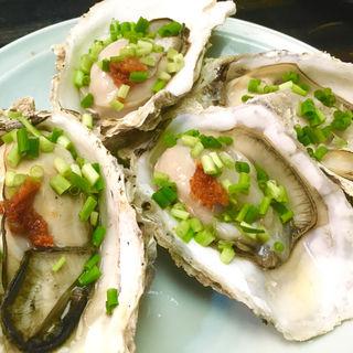 焼牡蠣(大衆料理 川治 )