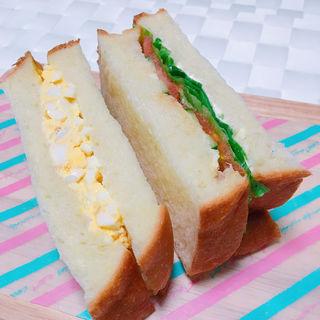 野菜サンド(ブーランジェヤマダ )