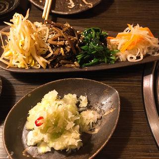ナムル盛り(東京焼肉 )