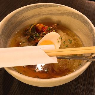 盛岡風冷麺(東京焼肉 )