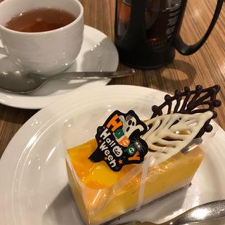 ケーキセット(門洋菓子店 日本橋店 )