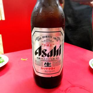 ビール(豚足のかどや )