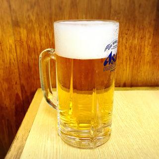 生ビール(川福 本店 (かわふく))